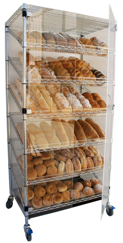 Enclosed Bakery Cabinet  sc 1 st  Lane Industries & Bakery Cabinet - Lane Industries Bakery Equipment Australia