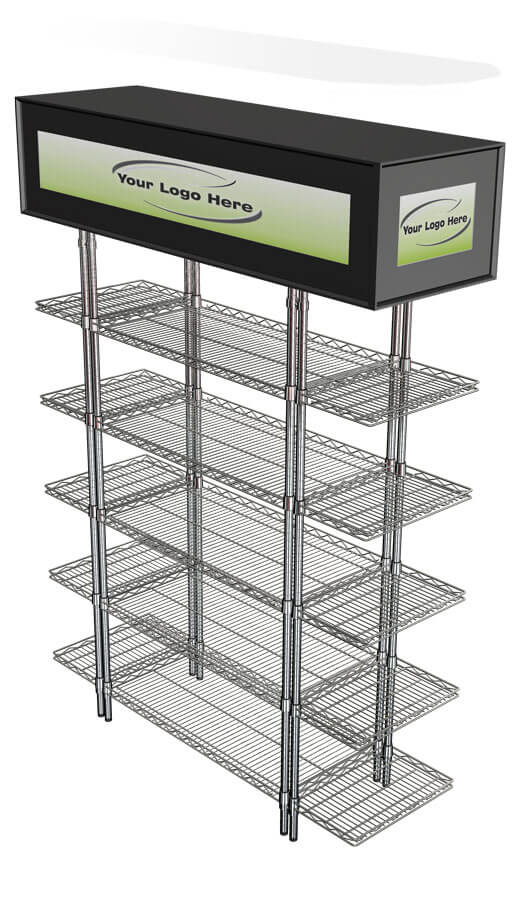 Euroshelf-900w-x-450-x6-rectangle-end-2