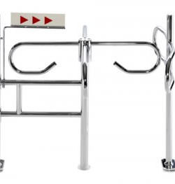 Supermarket Turnstile Kit