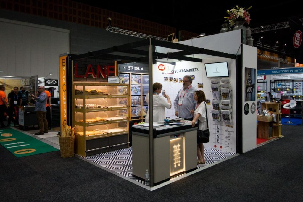 Lane - Metcash Expo 2017 - Small