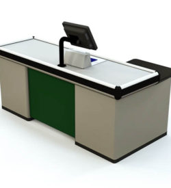 Tandem Express Checkout Counter